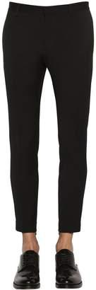 DSQUARED2 Skinny Dan Stretch Wool Cady Pants