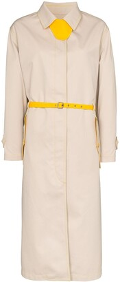Sies Marjan Cotton Trench Coat