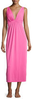Natori Aphrodite Long Gown, Tropical Pink