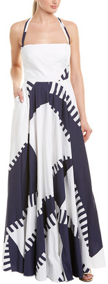 Milly Apron Gown
