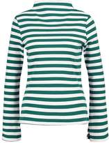 Warehouse Long sleeved top green