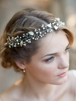Missgrace Crystal Bridal Wedding Headband -Women Hair Accessorice