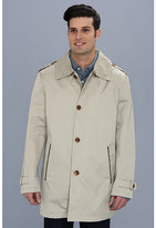Cole Haan Coated Cotton Topper