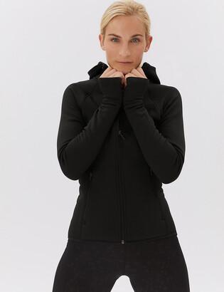 Marks and Spencer Zip Up Hooded Fleece