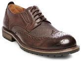 Steve Madden Sparx Leather Wingtip Oxfords