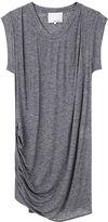 3.1 Phillip Lim / Asymmetrical Draped Tee Dress