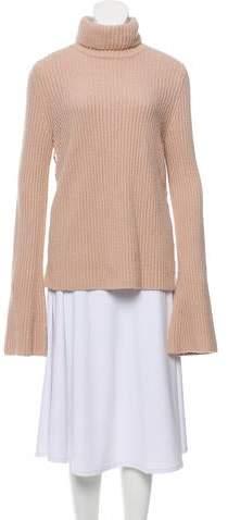 Rachel Zoe Turtleneck Embellished Sweater