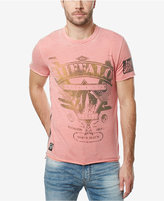 Buffalo David Bitton Men's Tighe Graphic-Print Cotton T-Shirt