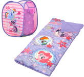 My Little Pony Sleeping Bag & Hamper Set