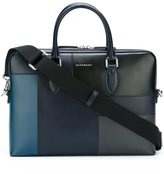Burberry patchwork laptop bag