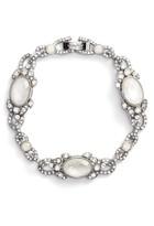 Jenny Packham Women's Crystal Line Bracelet