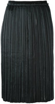 Aviu pleated skirt - women - Polyester - 40