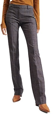 Barbara Bui Prince of Wales Tailored Trousers