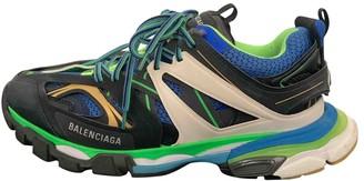 Balenciaga Track Multicolour Cloth Trainers