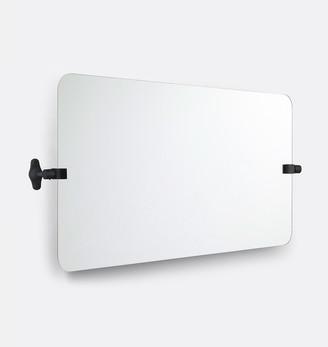 Rejuvenation Tolson Frameless Wide Rectangle Pivot Mirror