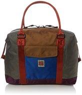 Gola Unisex-Adult Windsor Canvas and Beach Tote Bag Dark Khaki/Multi