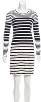 Altuzarra Striped Mini Dress