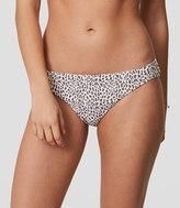 LOFT Beach Leopard Print Bikini Bottom