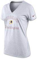 Nike Women's Washington Redskins NFL Football Legend V-Neck T-Shirt