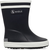 Aigle Baby flac rubber wellington boots 6 months-3 years