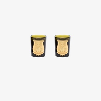 Cire Trudon Imperial Duet scented candle set