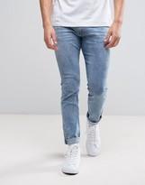 Wrangler Bryson Skinny Jeans X - Caliber Wash