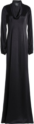 BLACK HALO EVE by LAUREL BERMAN Long dresses