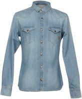 Uniform Denim shirts - Item 42634121