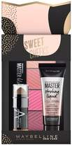 Maybelline Sweet Cheeks Christmas Make Up Gift Set For Her