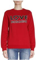 Love Moschino Sweatshirt Sweater Women Moschino Love