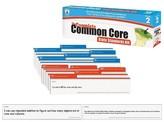 Carson-Dellosa Publishing Common Core State Standard Pocket Chart CardsLanguage Arts & Math