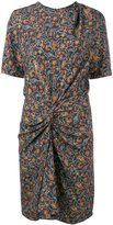Isabel Marant botanical print dress - women - Silk - 42