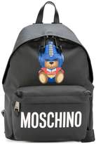Moschino branded backpack