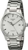 Tissot Men's T0604071103100 T-Tempo Analog Display Swiss Automatic Watch