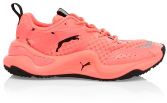 Women's Rise Neon Sneakers