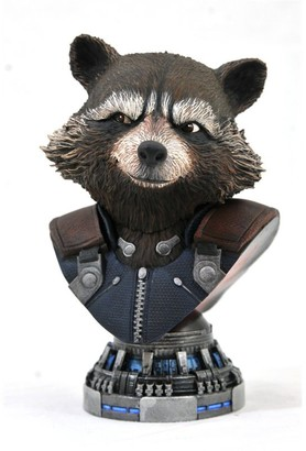Marvel Avengers Endgame - Rocket Raccoon - 1/2 Scale Bust
