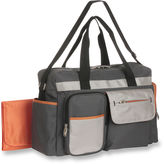 Graco Duffle Diaper Bag - Tangerine