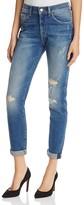 Mavi Jeans Brenda 90's Boyfriend Jeans in Medium Vintage