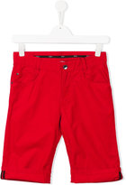 Boss Kids - smart shorts - kids - Cotton - 16 yrs