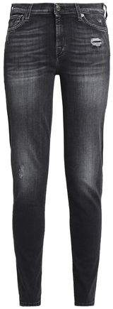 7 For All Mankind Skinny Leg Jeans