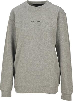 Alyx Logo Print Sweatshirt