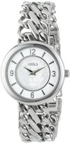 Versus By Versace Women's SGF020013 Acapulco Stainless Steel Watch with Chain-Link Bracelet