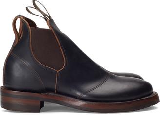 Ralph Lauren Congress Leather Work Boot