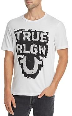 True Religion Logo Graphic Tee