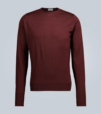 John Smedley Wool Marcus crewneck sweater