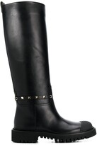 Valentino Garavani Rockstud boots