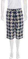Public School Drawstring Jacquard Shorts w/ Tags