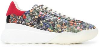 Stella McCartney Floral-Printed Sneakers