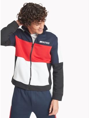 Tommy Hilfiger Regular Fit Essential Zip Sweatshirt