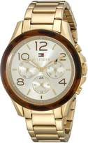 Tommy Hilfiger Women's 1781527 Sophisticated Sport Analog Display Quartz Watch